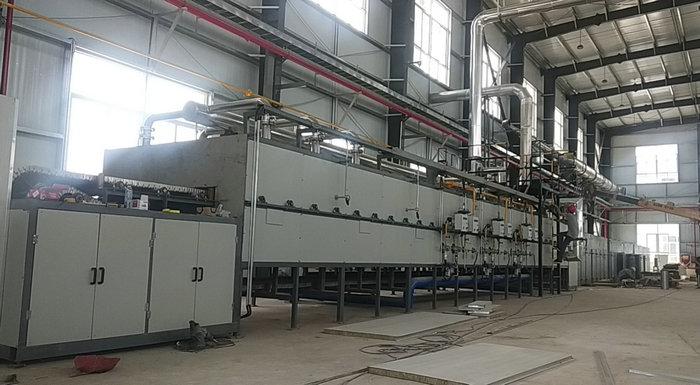 25米-1.5米燃气隔焰网带(温度:750℃,用途:催化剂)