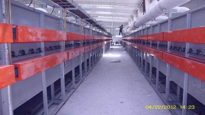 43米-1.6米电热网带(温度:650℃,用途: