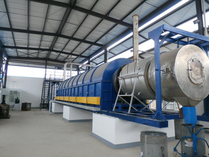 φ1.25-17.5米电热回转窑(温度:950℃,用途:催化剂载体)
